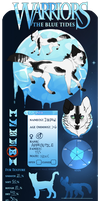 The Blue Tides - Inkpaw by Clockhound