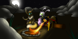 PMD Mission of the Month by xFoxblaze