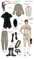 Nyarla's Dishonored Cheat Sheet #1 by N23