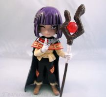 Xelloss Xellos Slayers Garage Kit GK figure Mod by Tsurera