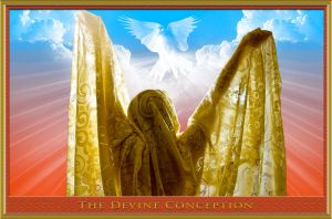 THE DEVINE CONCEPTION by Artographs