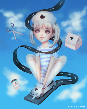 MEDIC by kittysophie