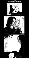 Severus and Emily Close UP2 by RedPassion
