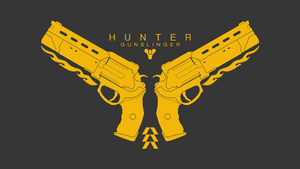 Destiny - Gunslinger by MorningWar