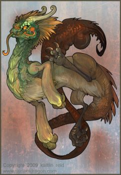 Dragon of Marduk by Flying-Fox