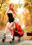 hitch hikers by miss-mosh