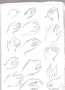More Hands by Foxtrot44