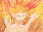 Purifying fire by Gnupy