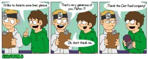 EWcomics 59 - Transplant by eddsworld