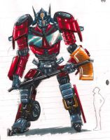 Optimus Body by Jochimus
