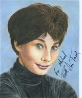 Doctor Who - Susan Foreman by MikesStarArt