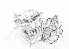 ork 1 by Nowio