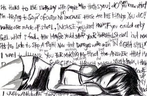 Die Tonight by kayeah