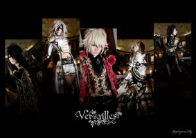 Versailles - Holy Grail - by ZephyrusSly