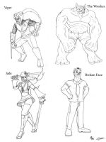 Master Light concept characters_2 by Evil-Rick