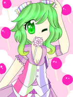 Candy Candy Gumi by Mystic---Kitty