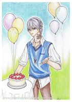 A VK Birthday... by starkanime