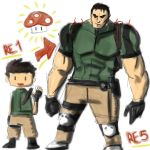 The Legend of Chris Redfield by UnlimitedShadeWorks