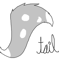 Tail by InvaderRain100