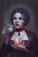 Dead coffee by inSOLense