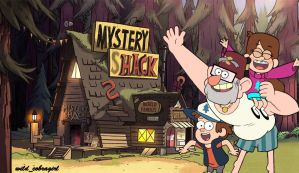 Welcome to the Mystery Shack by wild-cobragirl