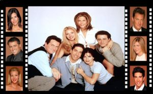 Friends Filmstrip by Mistify24