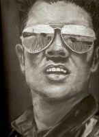 Johnny Knoxville - C+C by BriiMASSACRE