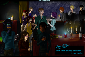 Blackout Banquet -2012- by Absolute-Sero