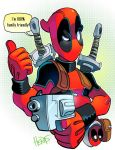 Deadpool is Family Friendly! by herms85