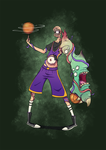 Demonic Basketball, Point Guard. by no26