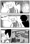 Gumball X Marshall lee COMIC by gmil123