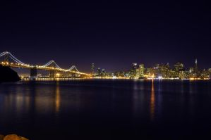 BAY BRIDGE by umaniak