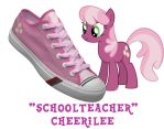Cheerilee shoes by DoctorRedBird