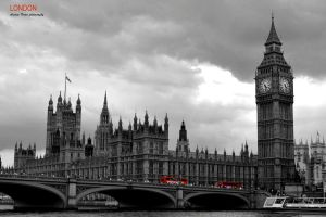 The Colour Of London by AFoxCalledAndrew