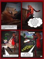 Bats in Harley's Belfry pg. 5 by TheSistersofMercy