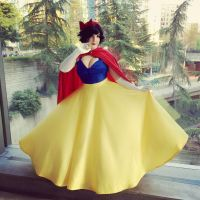 Snow White: Designer Collection by PookieBearCosplay