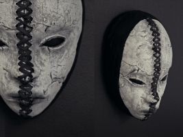 "New mask - ""Cut through"" by torvenius"