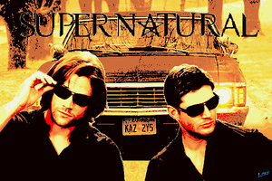 Supernatural'owy Lans by Lois-SN