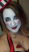 Mad Moxxi Makeup Test by Tejnin