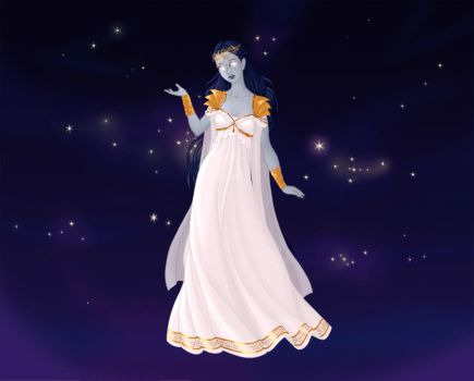 Calypso the Oracle by flowerpower71