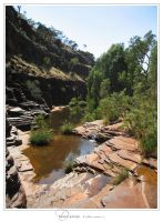 Dales Gorge by Crooty