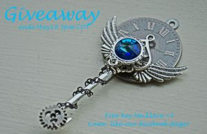 FREE LIMITED EDITION KEY NECKLACE GIVEAWAY by PrincessSongBird