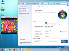 Windows 7 Build 7022 by Jacopo93