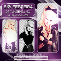 +Sky Ferreira // Photopack 174 by AestheticPngs