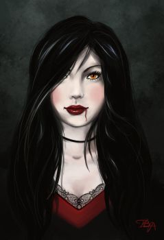 Vampire by T-B-A