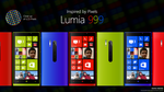 Inspired by Pixels - Lumia 999 by moozdeviant