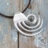 Concentric Fork Pendant by Doctor-Gus