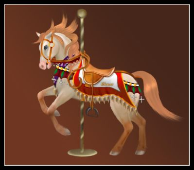 Carousel Alonso by ArtLover25