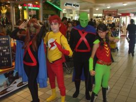 Young Justice by Santy-Orm