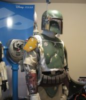 Boba Fett - Costume Paintup by Corrose
